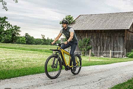 Trekking-e Bike