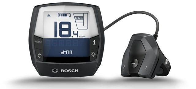 Bosch e-MTB Modus