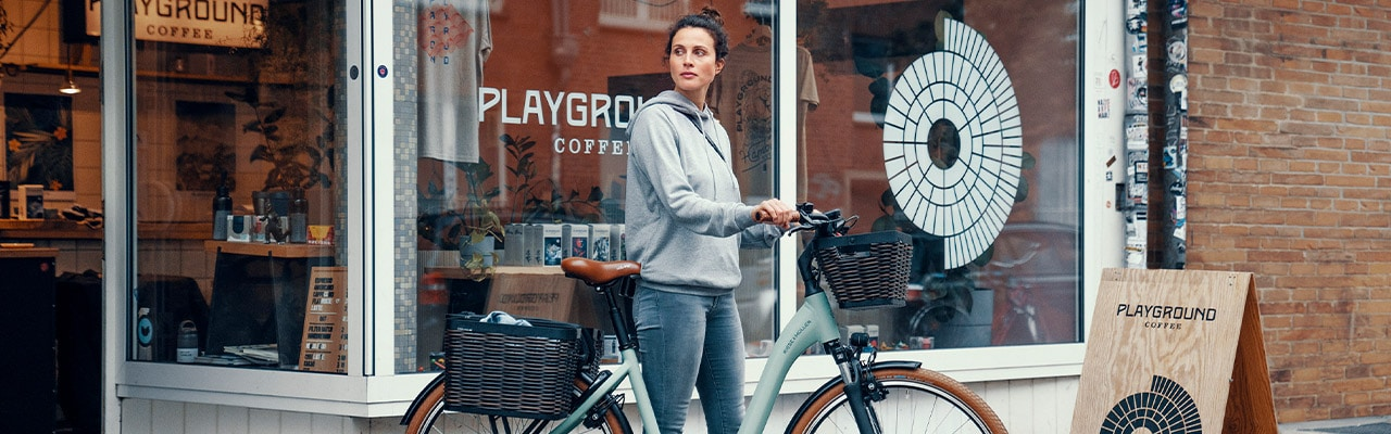 Riese&Müller City e-Bike
