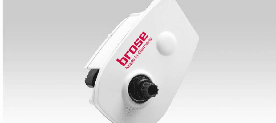 Brose S-Pedelec Motor