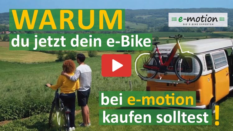 YouTube Kanal der e-motion Gruppe
