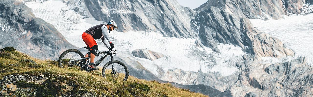 TQ Motor verbaut in einem M1 Sporttechnik e-Bike