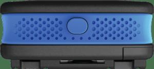 Abus Alarmbox blau