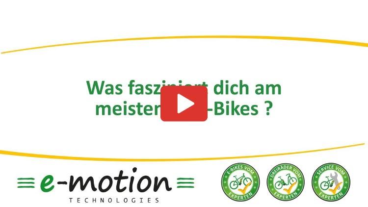 Thumbnail Was fasziniert dich am meisten am e-Bike