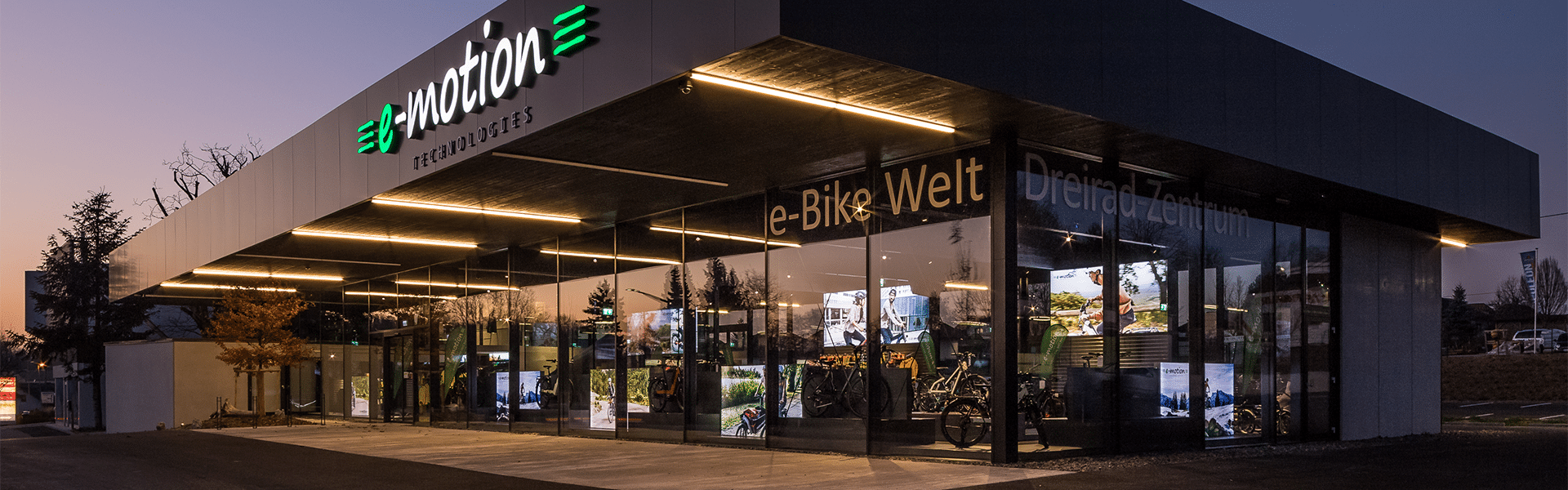 Die e-motion e-Bike Welt Bad Hall