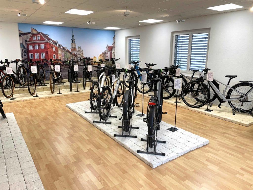Impressionen aus der e-motion e-Bike Welt Egerkingen