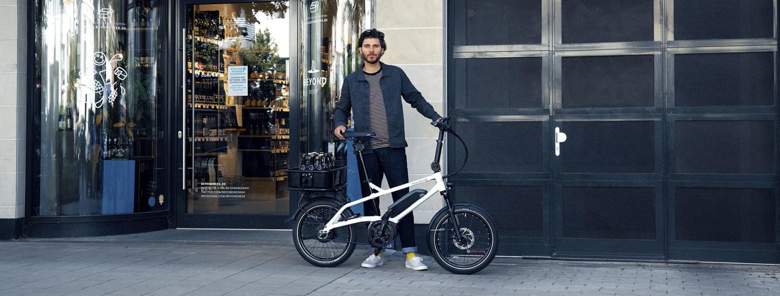 Falt und Kompakt e-Bikes