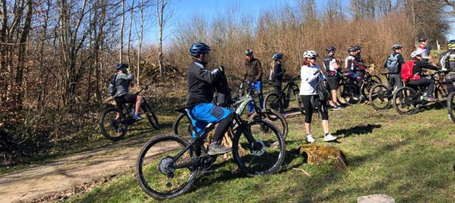 e-MTB Tour durch das Limmattal mit der e-motion e-Bike Welt Dietikon