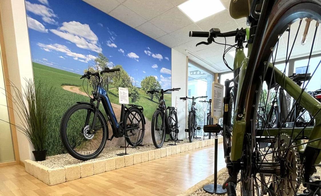 e-motion e-Bike Welt Egerkingen Komfort Welt
