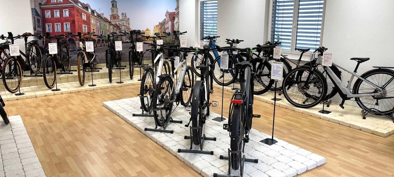 e-motion e-Bike Welt Egerkingen City Welt