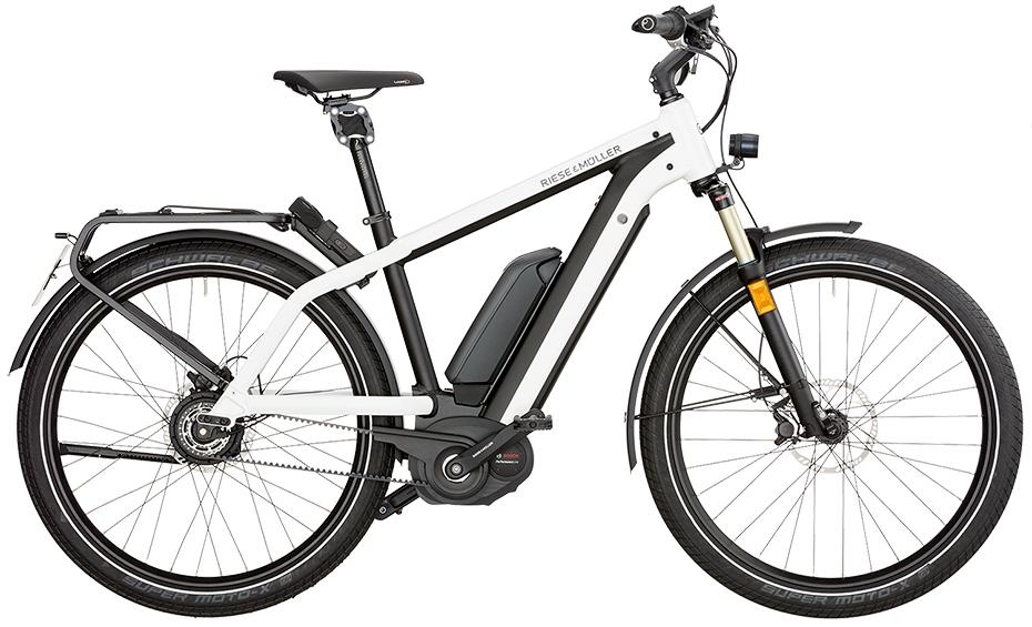 Riese & Mueller New Charger GT nuvinci HS 2019