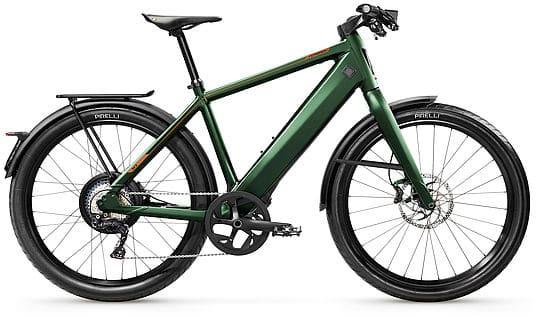 ST3 Launch Green 2019