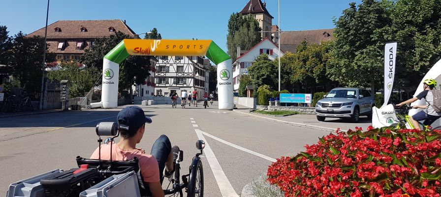 Slowup Event Bodensee