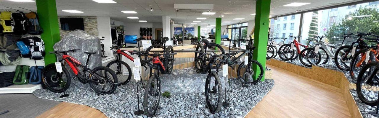 e-mountainbikes kaufen in Egerkingen