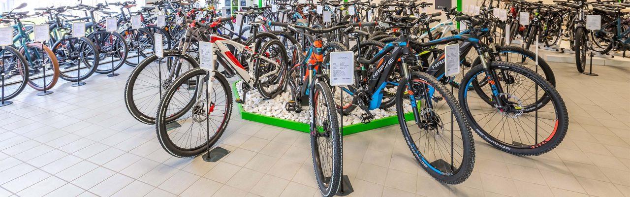 Der Shop der e-motion e-Bike Welt Olten
