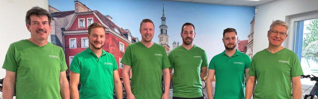 Dein Team der e-motion e-Bike Welt Egerkingen